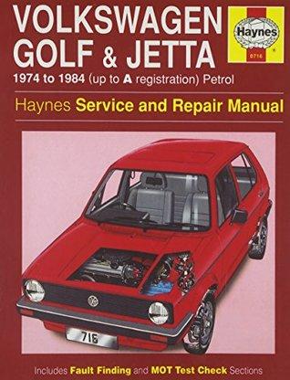 Volkswagen Golf & Jetta Mk 1 1.1 & 1.3