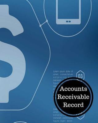 Accounts Receivable Record: Account Receivables Book