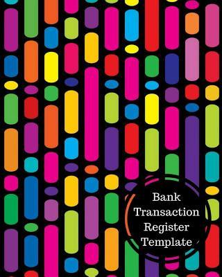 Bank Transaction Register Template: Bank Transaction Register