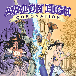 Avalon High: Coronation (Issues) (3 Book Series)