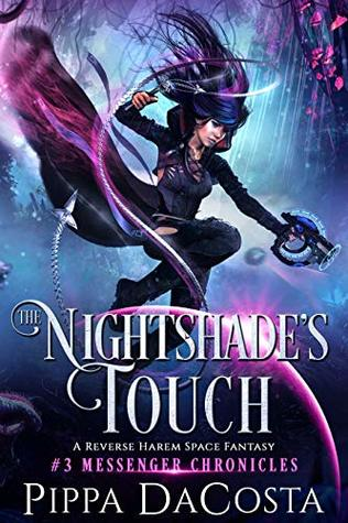 The Nightshade's Touch (Messenger Chronicles, #3)