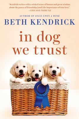 Romance novel, Labrador Retriever show dogs and an unexpected inheritance