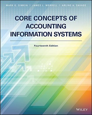 Core Concepts of Accounting Information Systems, 14th Edition