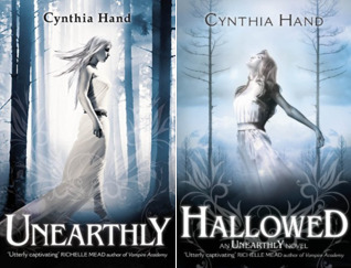 Unearthly (2 Book Series)