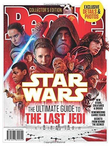 PEOPLE Star Wars: The Ultimate Guide to The Last Jedi