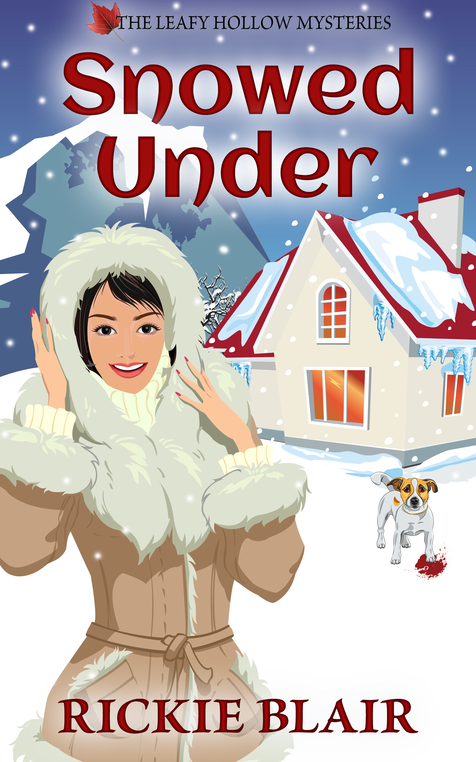 Snowed Under (The Leafy Hollow Mysteries, #5)