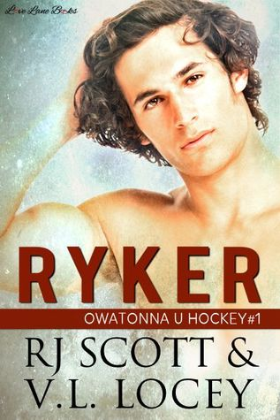 Ryker (Owatanna U Hockey, #1)