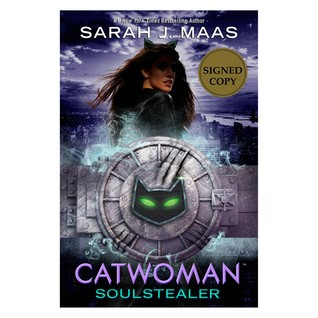 Catwoman: Soulstealer (DC Icons #3)