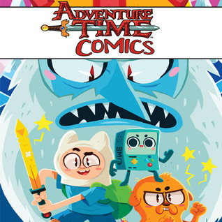 Adventure Time Comics (Collections) (5 Book Series)