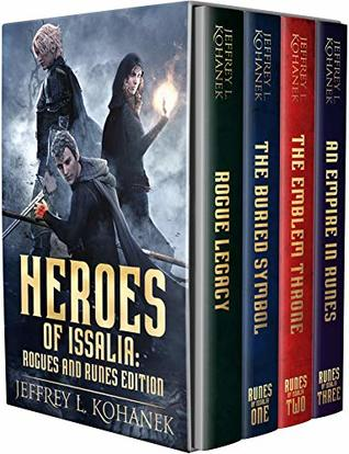 Heroes of Issalia: Rogues and Runes Edition