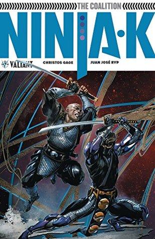 Ninja-K, Vol. 2: The Coalition