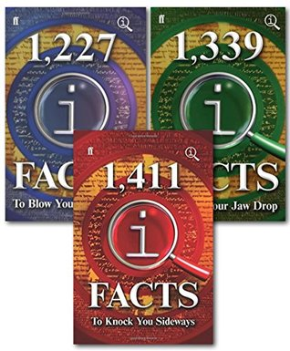 QI Fact Collection 3 Books Set By John Lloyd