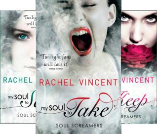 Soul Screamers (7 Book Series)