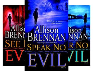 No Evil Trilogy (3 Book Series)