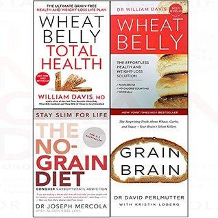 Wheat Belly / Wheat Belly Total Health / The No-Grain Diet / Grain Brain