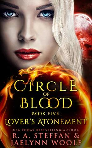 Lover's Atonement (Circle of Blood, #5)