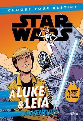 Star Wars: Choose Your Destiny (Book 2) A Luke & Leia Adventure