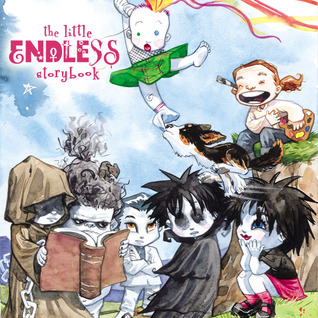 The Little Endless Storybook (Issues) (2 Book Series)