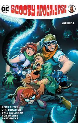 Scooby Apocalypse Volume 4