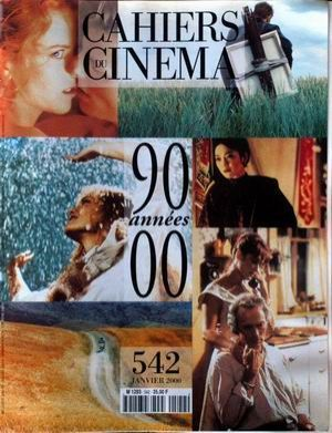 Cahiers du Cinema 542
