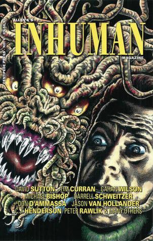 Allen K's Inhuman Magazine #6, Spring 2015