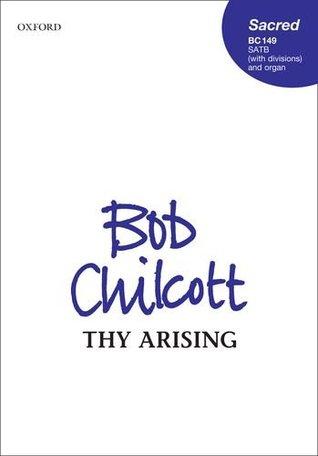 Thy Arising: Vocal score
