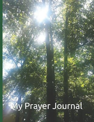 My Prayer Journal: Matthew 7:7 Ask, and It Will Be Given to You Seek, and You Will Find; Knock, and It Will Be Opened to You.