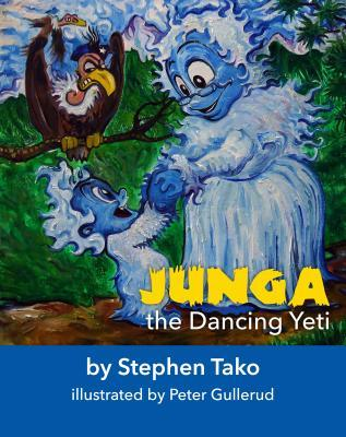 Junga the Dancing Yeti