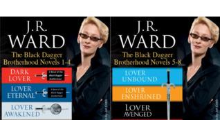 The Black Dagger Brotherhood Boxset (2 Book Series)