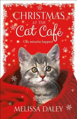 Image result for christmas at the cat cafe