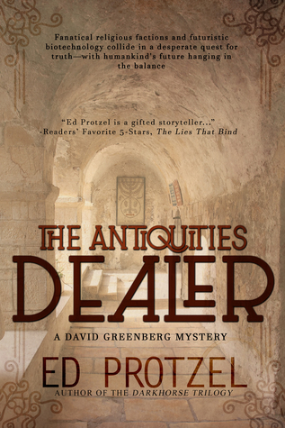 The Antiquities Dealer by Ed Protzel