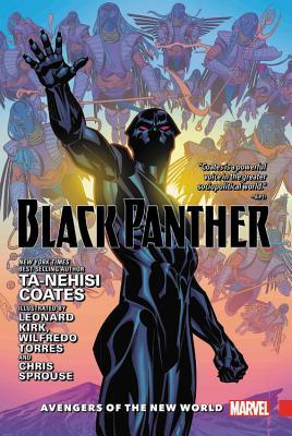 Black Panther: Avengers of the New World