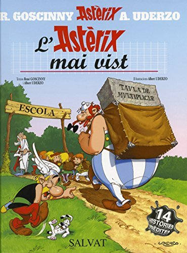 L' Asterix Mai Vist / Asterix and the Class Act