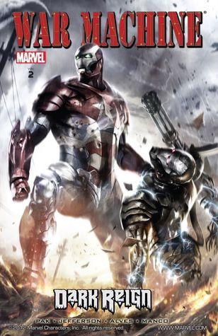 War Machine - Volume 2: Dark Reign