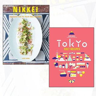 Japanese food Collection 2 Books Bundle