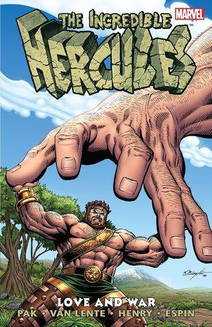 The Incredible Hercules: Love and War
