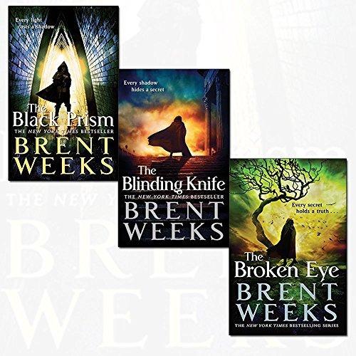 Lightbringer Series Brent Weeks Collection 3 Books Bundle