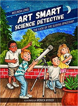 Art Smart, Science Detective by Melinda Long
