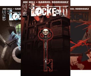 Locke and Key: Welcome to Lovecraft (6 Book Series)
