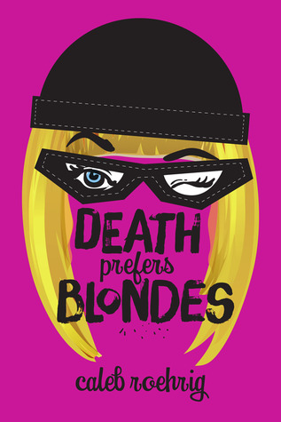 Caleb Roehrig discusses DEATH PREFERS BLONDES