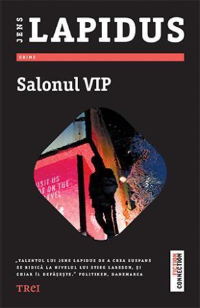 Salonul VIP by Jens Lapidus