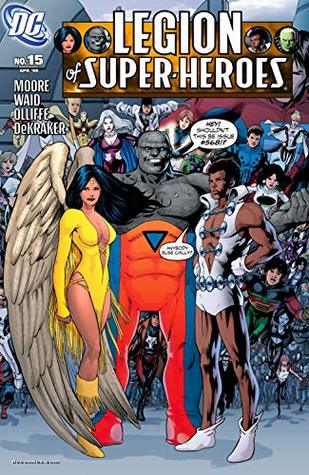 Legion of Super Heroes (2005-2009) #15 (Legion of Super-Heroes (2005-2009))