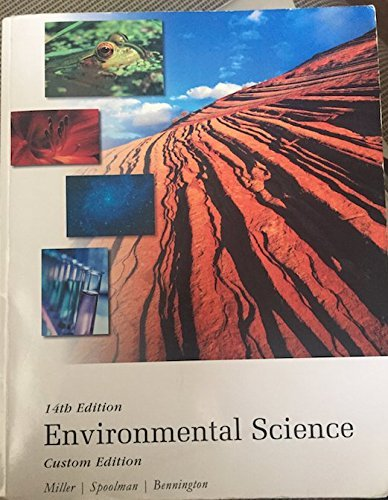 Environmental Science - 14th Edition