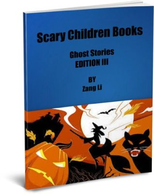 Scary Stories And Fantasy, Funny stories for kids Scary Children Books - Edition III