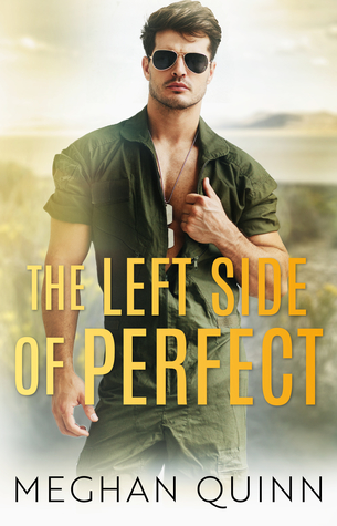 The Left Side of Perfect by Meghan Quinn