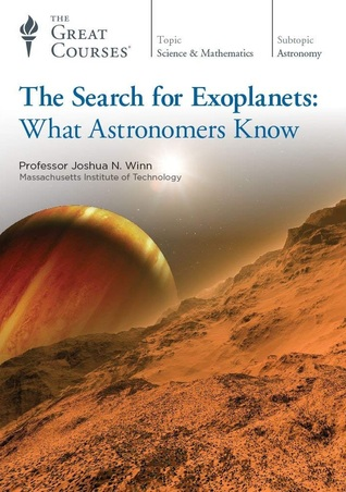 What Astronomers Know (mp3 chapters) - Prof. Joshua N. Winn