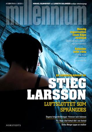 Luftslottet som sprängdes by Stieg Larsson