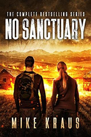No Sanctuary Box Set: The No Sanctuary Omnibus - Books 1-6