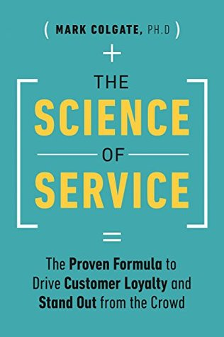 The Science of Service by Mark Colgate