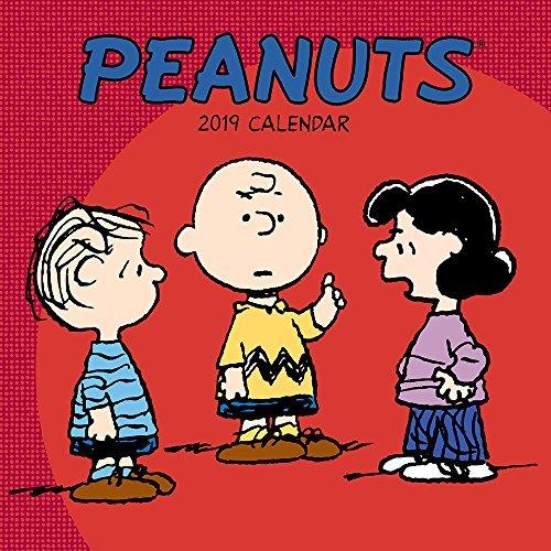 Peanuts 2019 Wall Calendar